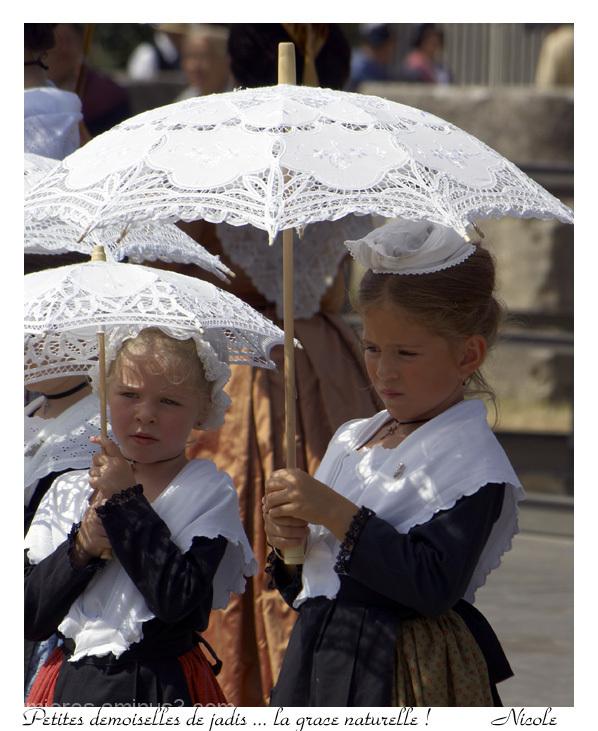 Fêtes du costume à Arles