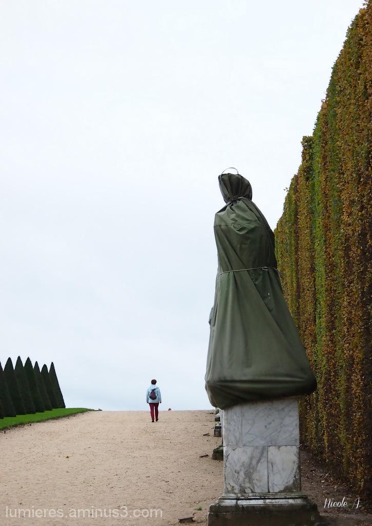 Novembre au château de Versailles