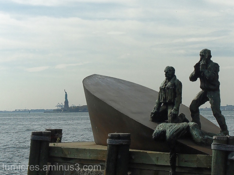 from Battery Park