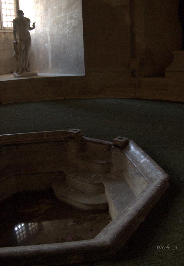 LouisXIV 's bath