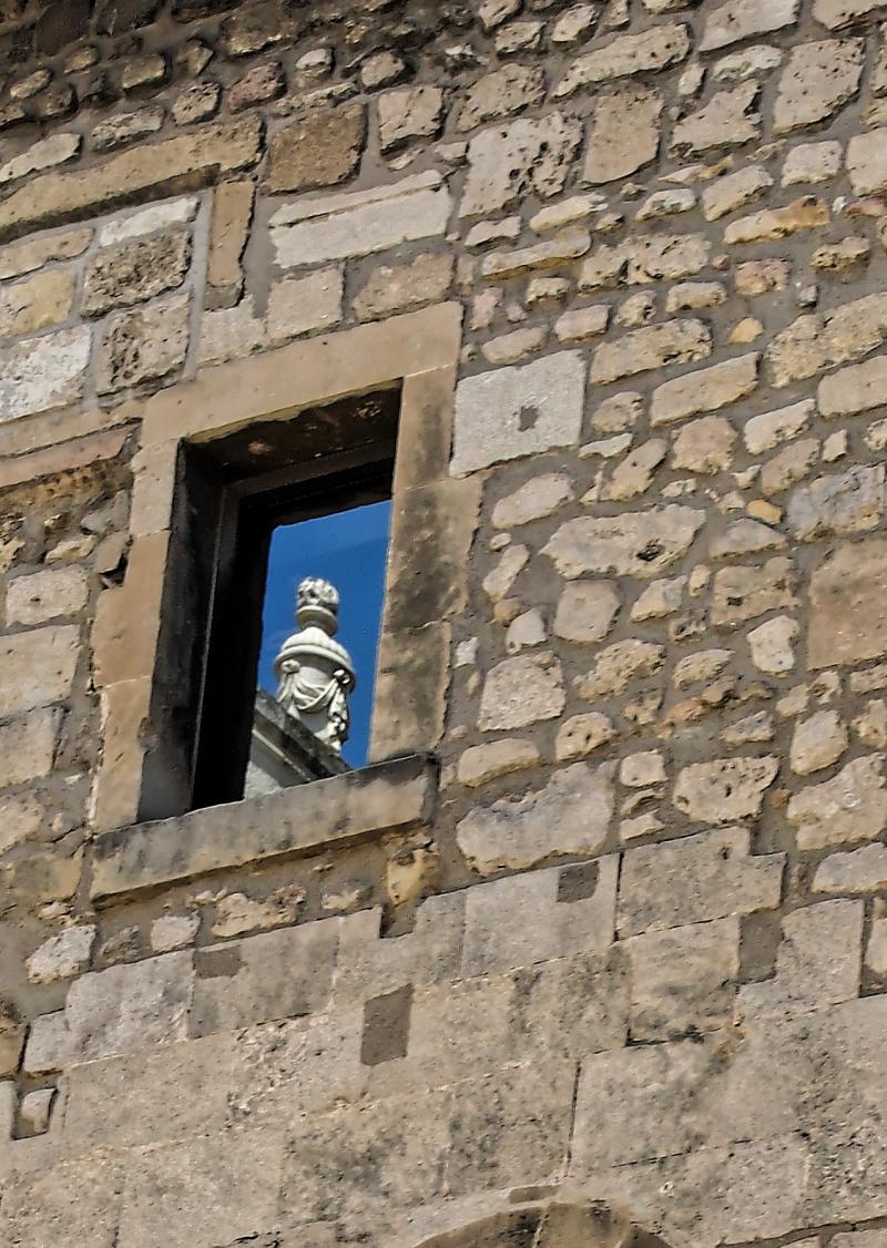 Arles : reflet