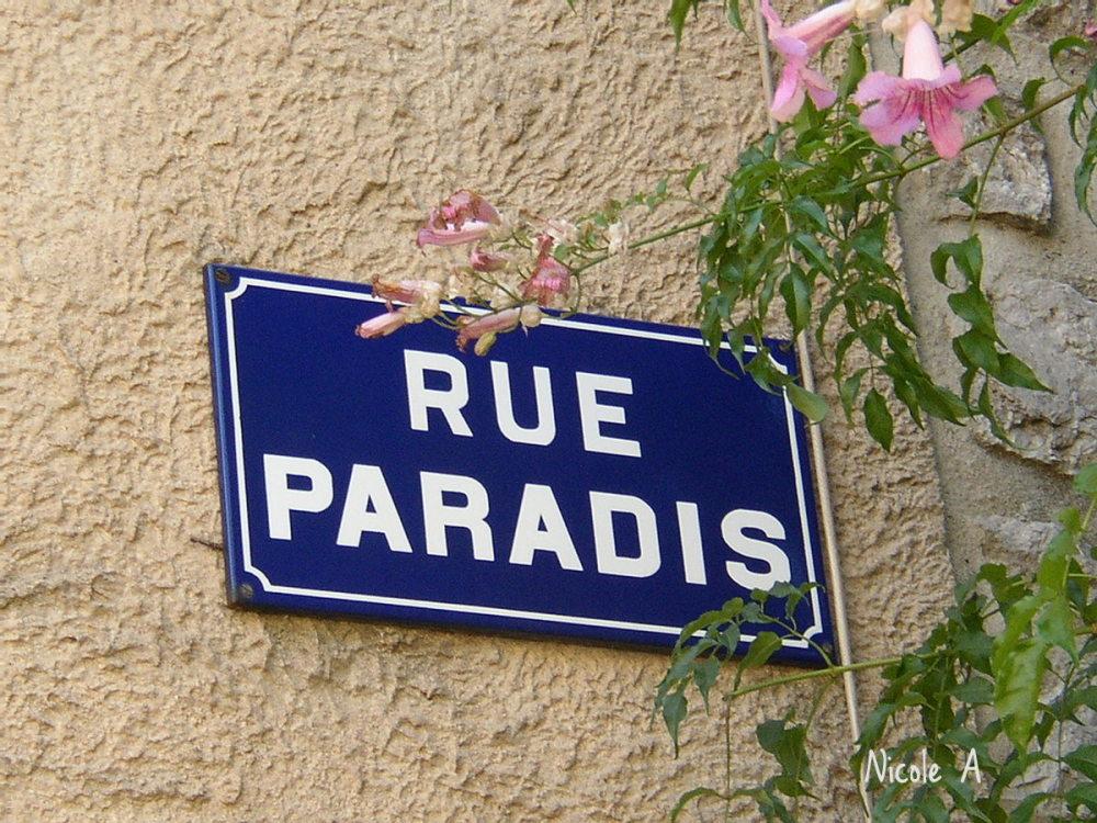 Paradise street
