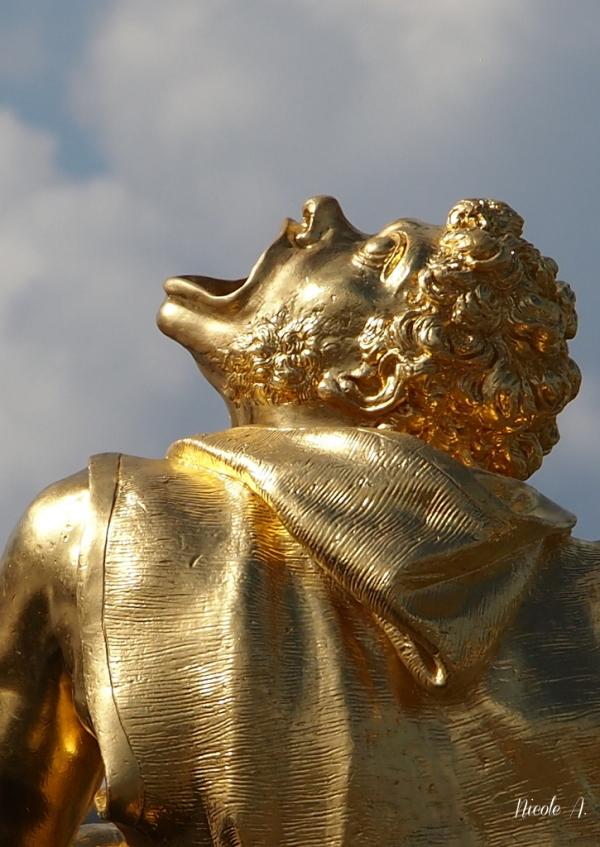 Le bassin de Latone restauré à Versailles
