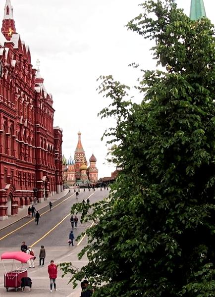 Moscou Juin 2018