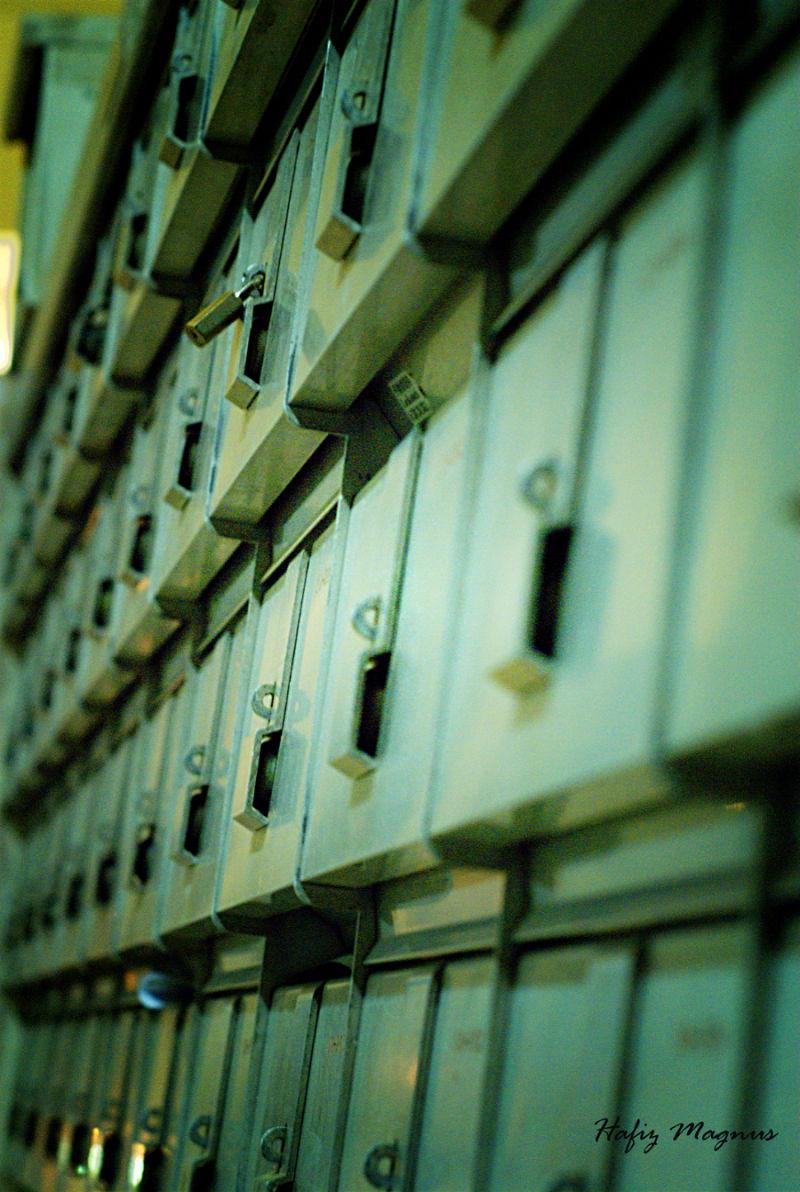 HDB mailbox