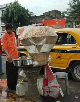 Puchka's of Kolkata