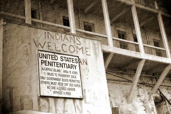 Alcatraz - A different view