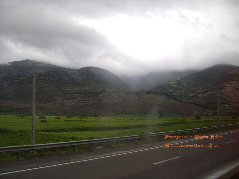 طبیعت سر سبز شمال ایران