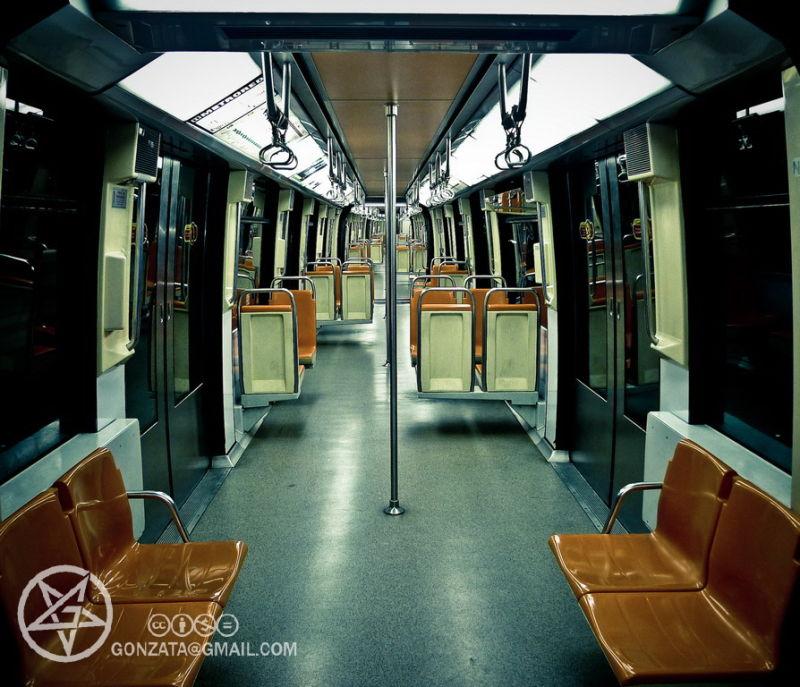 Metro STGO.