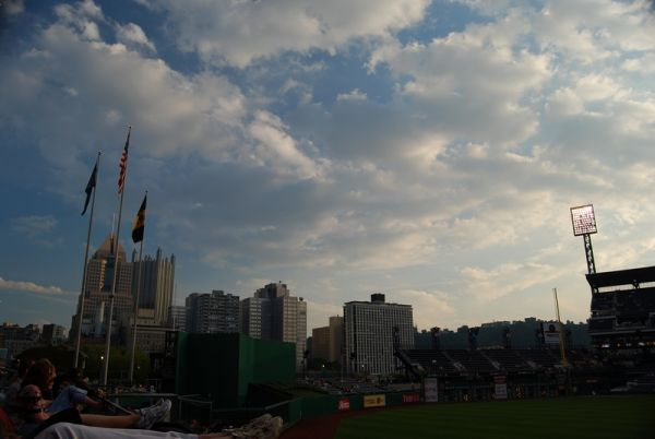 PNC Ball Park, Pittsburgh