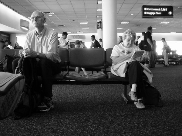 Waiting Can be Fun - With A Camera
