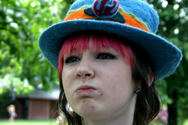 grumpy mad hatter