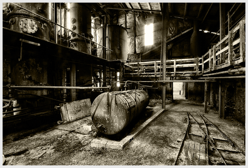 Very old industry