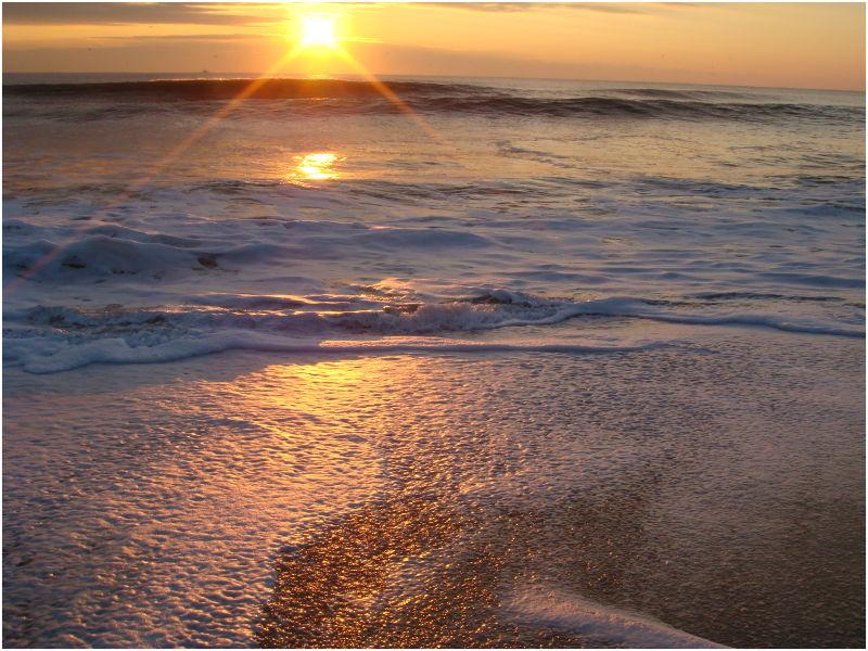 Bright Shinning Sea