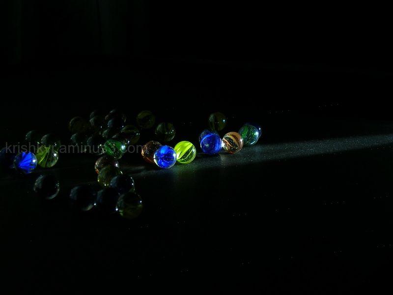 Light, shadows