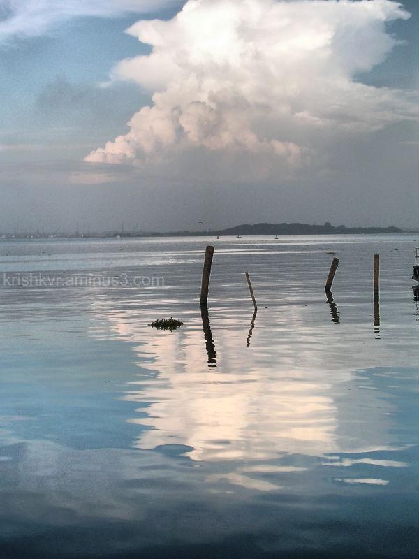 Marine Drive - Cochin, Kerala, India