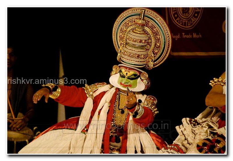 Kathakali (Story play)