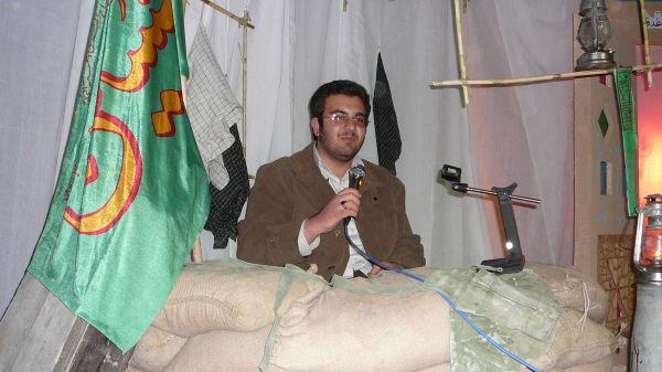 چهره ماندگار 6 - فرمانده محسن گنده
