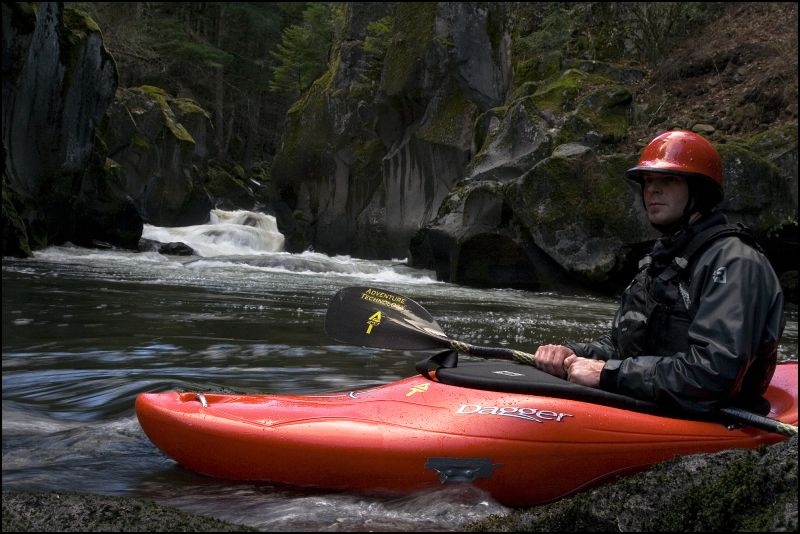 Ryan Scott Zig Zag Canyon White Salmon River