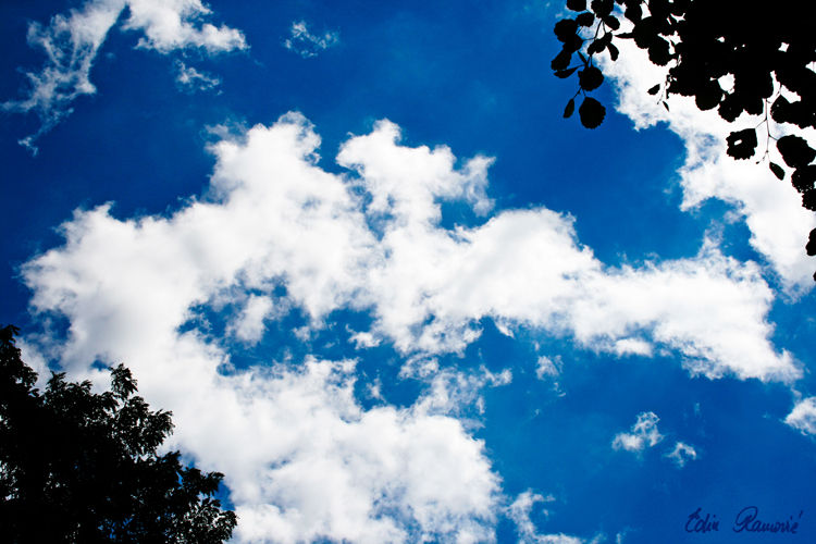 Clouds playin