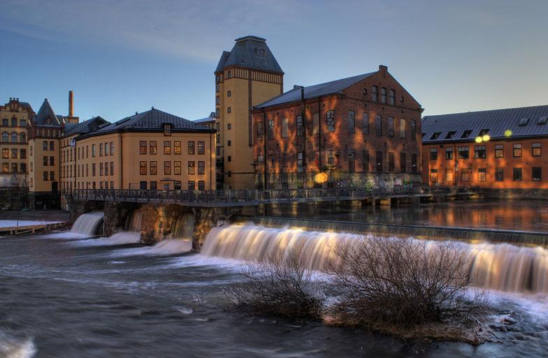 Norrköping Falls