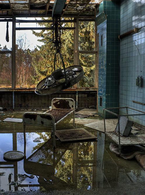 Beelitz ii) - Emergency room