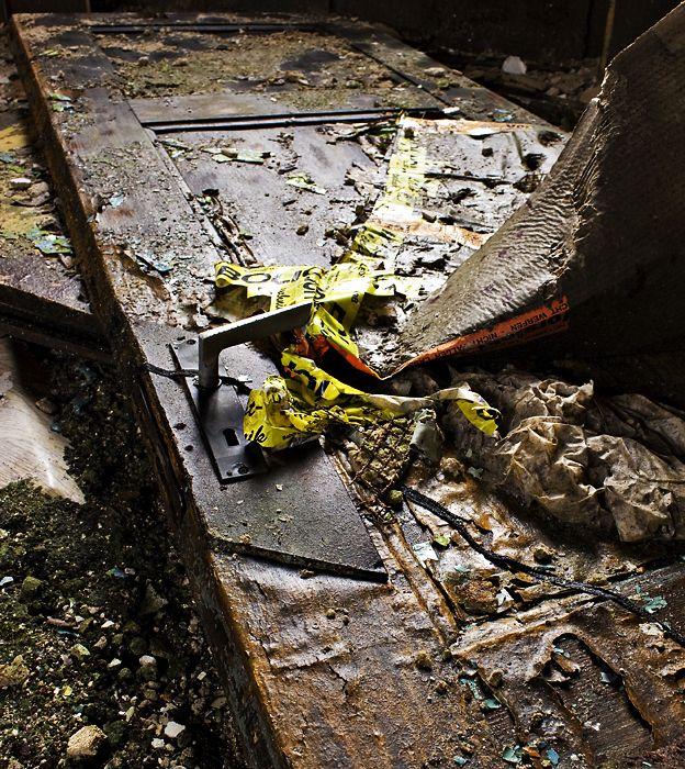 Beelitz v) - No Trespassing **failed**
