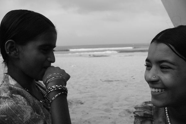 kids in goa