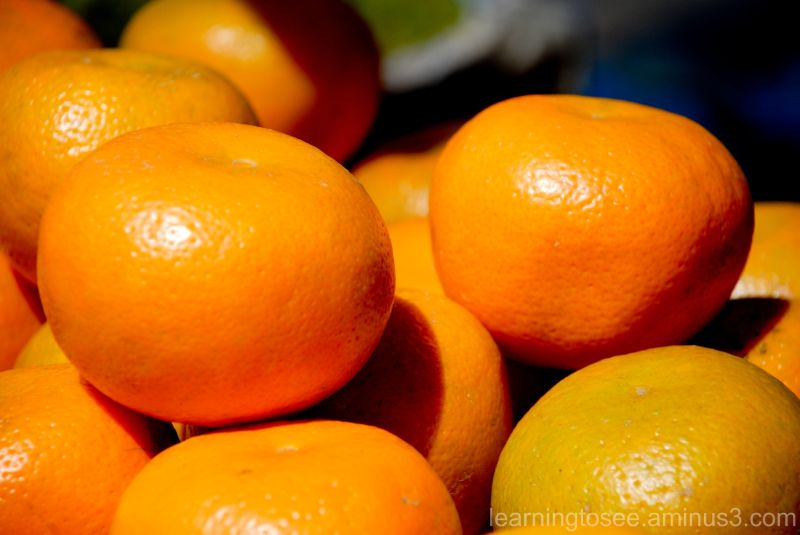 Oranges.......