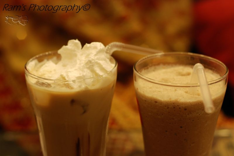 Cold Coffee for you.............