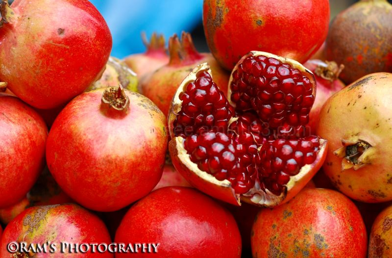 How about some Pomegranate ???