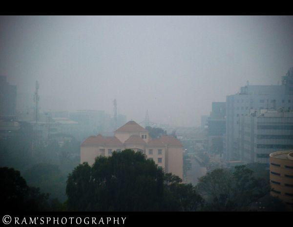 Misty Mornings......