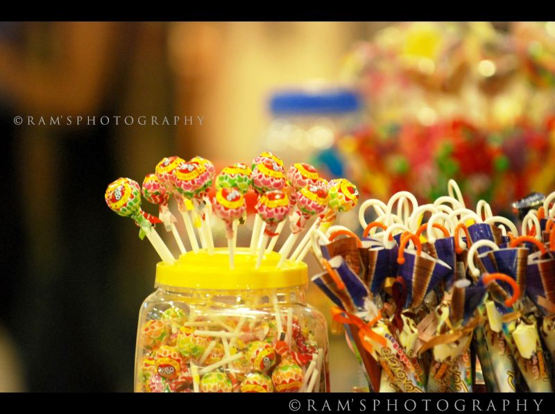 Some Lolly pop and Candies for ya...