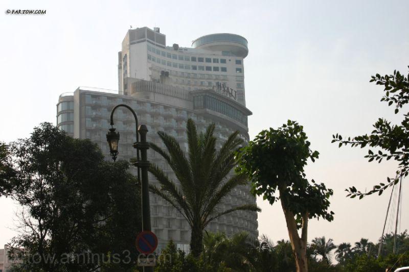 Hyatt Hotel Cairo
