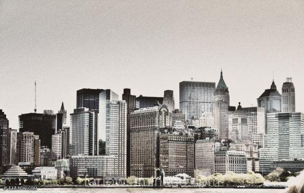 New York, Landscape