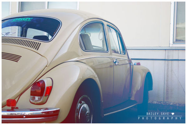 Punch Buggy No Returnies