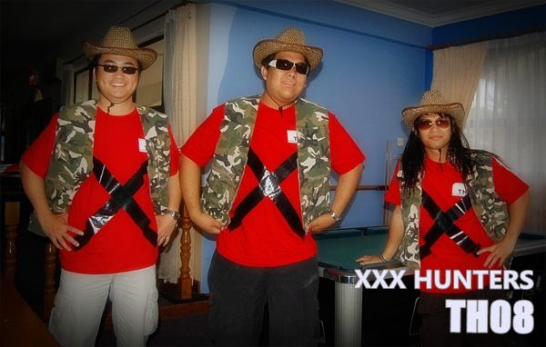 xXx HUNTERS in action
