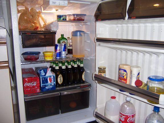 The Bachelor Refrigerator