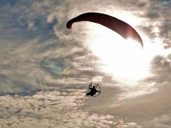 Powered Parachute Activity
