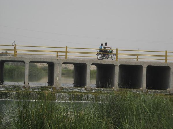 Ziarat Ali River and 44 Bridge