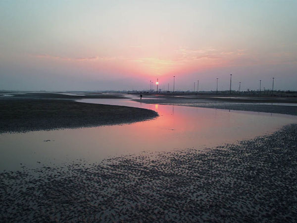 Bandar abbas Sunset