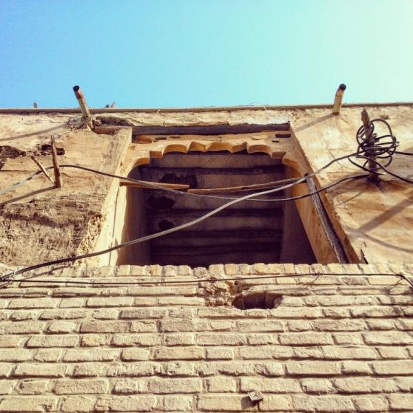 Old Architecture in Bandar-e-Abbas