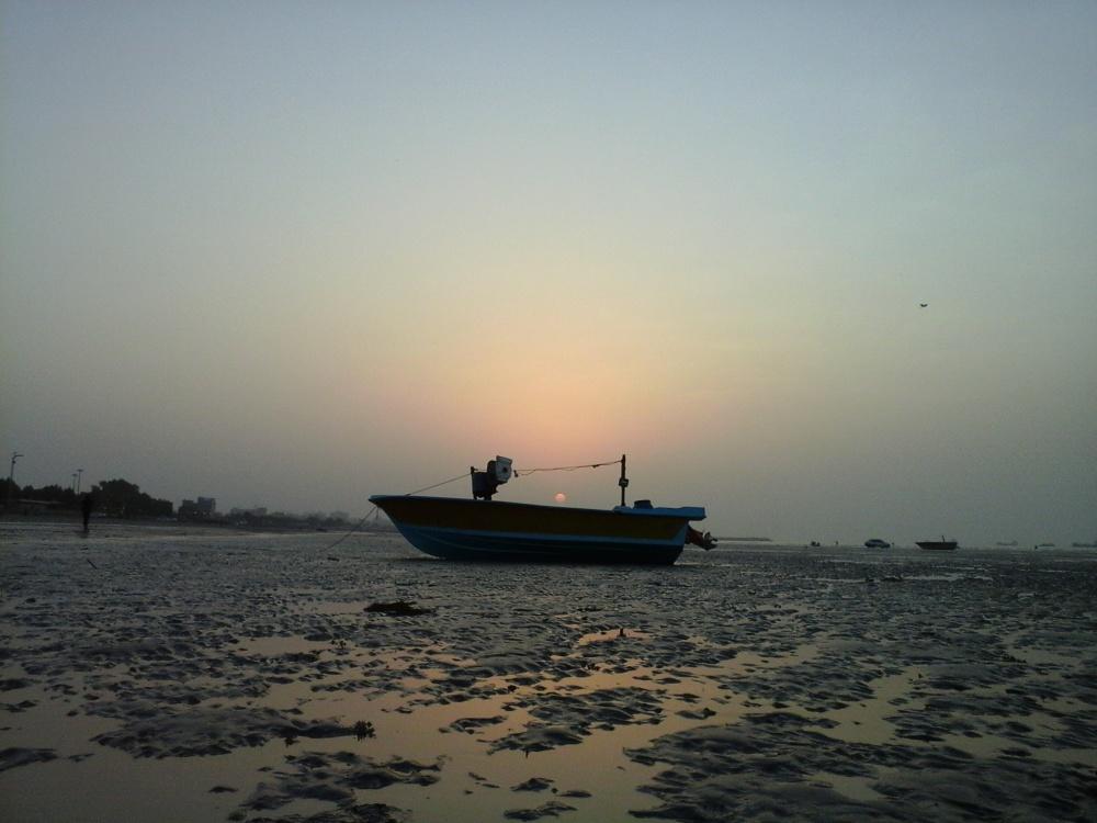 Persian Gulf Sun Rise, Bandar Abbas, Iran