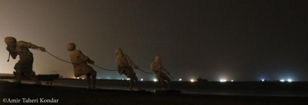 Night of Sculptures Bandar Abbas