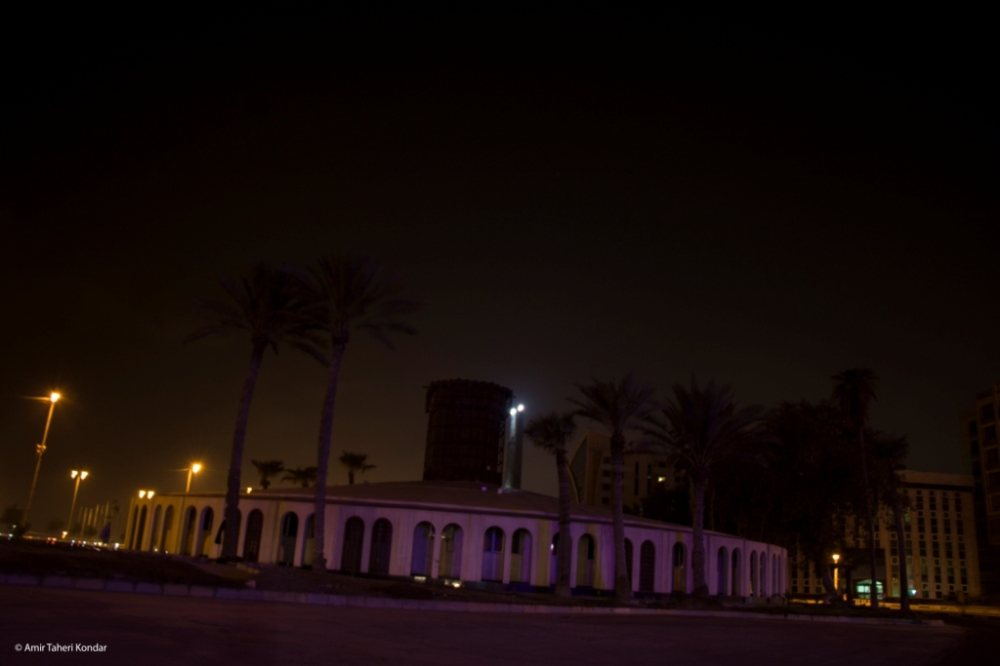 Night of Bandar Abbas