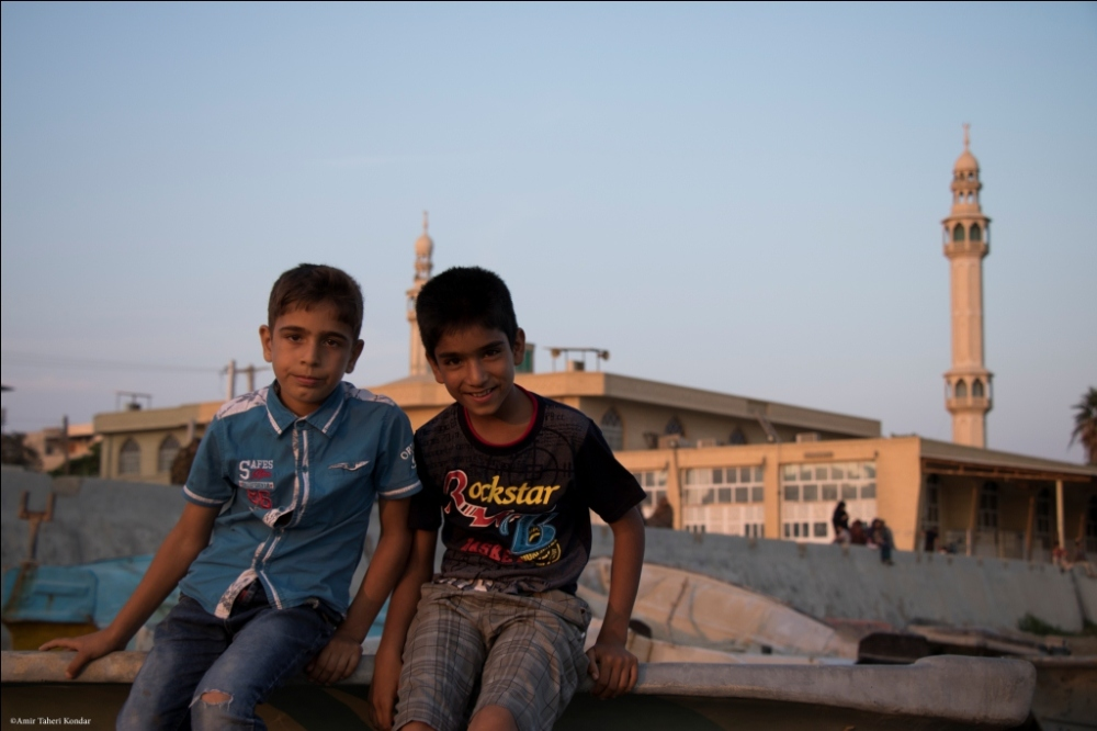 Bandar Abbas 28-08-1395