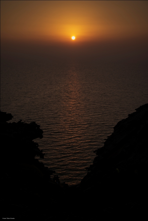 Hormoz Island