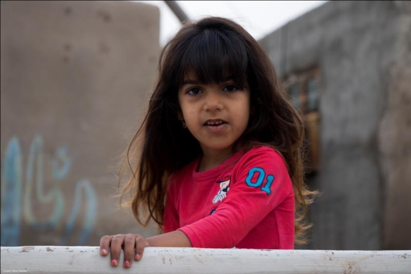 Hormoz Island - Girl