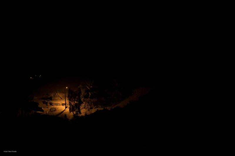 شب های کندر - غریب آباد