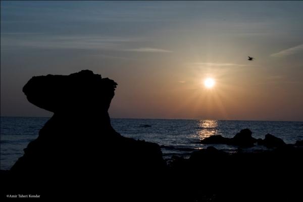 Hormoz Island - Sunrise
